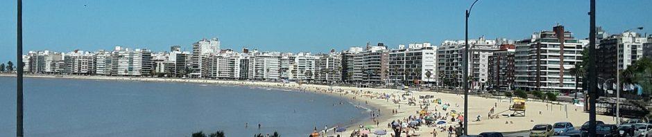 Escale à Montevideo Uruguay