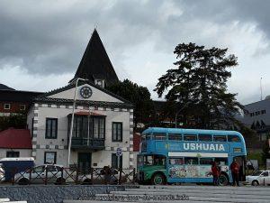Escale à Ushuaia en Argentine