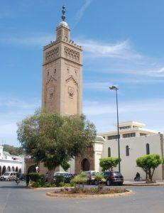LaMosquée Moulay Yousef