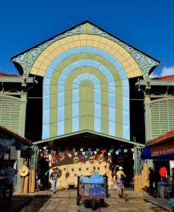 Le marché São José Recife