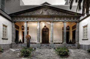 Parlamento de Canarias santa cruz de tenerife
