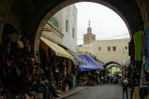 quartier Habbous à Casablanca