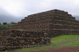 pyramides de Güímar à Tenerife Îles Canaries
