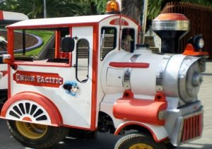 trains touristiques à Santa Cruz de Tenerife