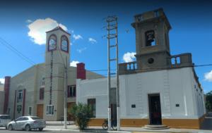 Eglise Parroquia Sagrado Corazón De Jesús Puerto Madryn Chubut