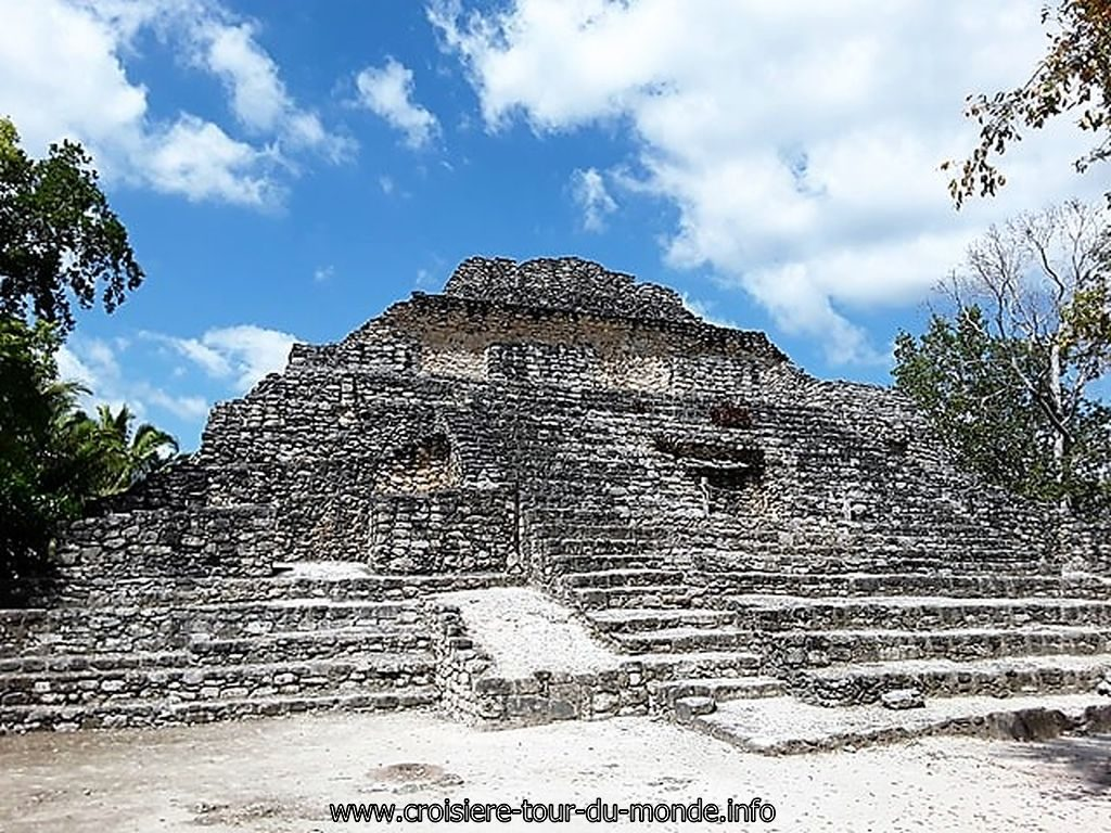 Escale à Costa Maya – Mahahual au Mexique