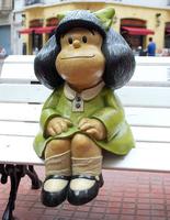 Escultura de Mafalda Bueno Aires