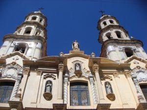 Iglesia San Pedro Telmo Buenos Aires