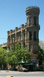 La Torre del Fantasma Buenos Aires