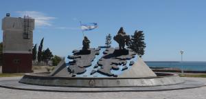 Monumento a Caídos en Malvinas