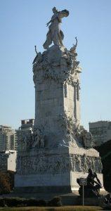 Monumento a los Españoles Buenos Aires