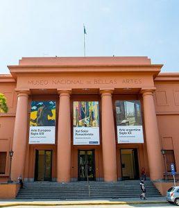 Museo Nacional de Bellas Artes Buenos Aires