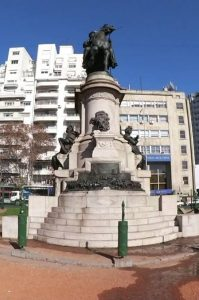 Plaza Italia Buenos Aires