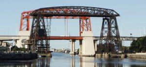 Puente Transbordador Buenos Aires