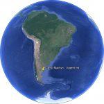 Position Puerto Madryn dans le monde