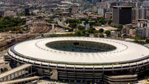 Stade Maracanã Rio de Janeiro