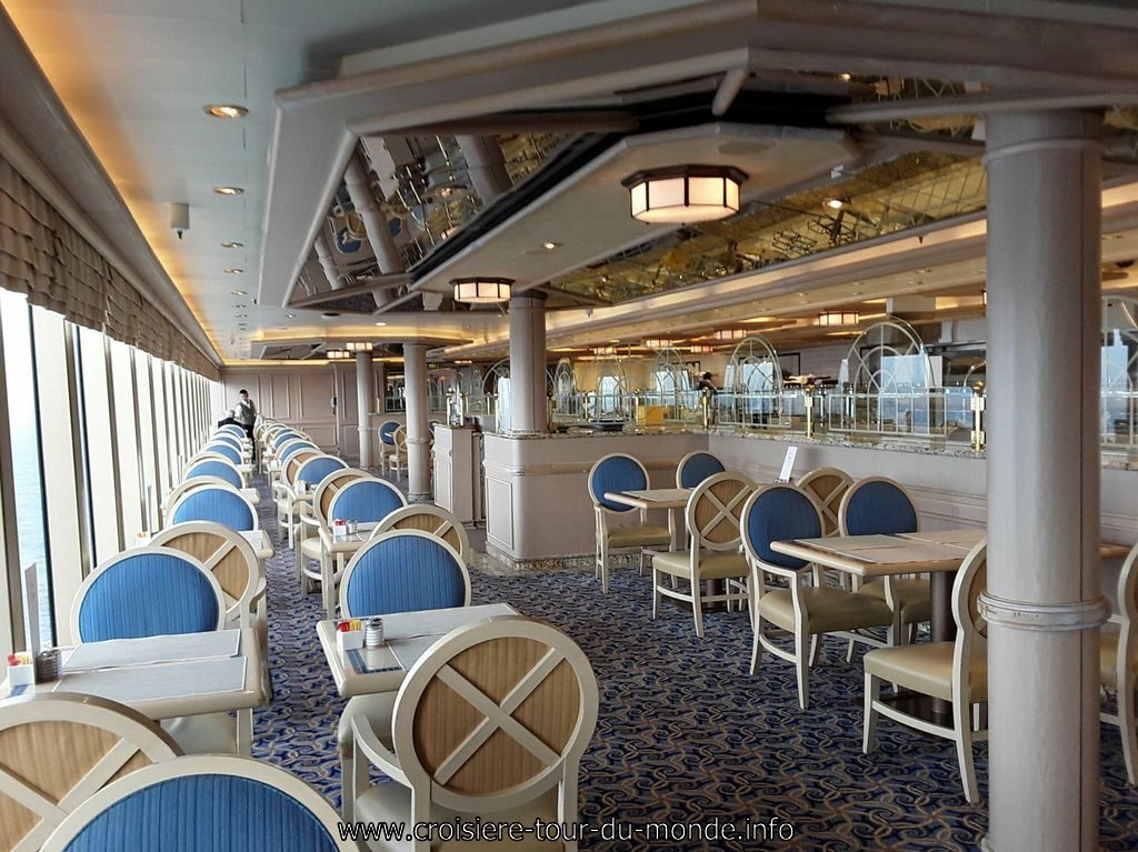 Vie à bord du Queen Victoria
