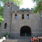 Estación Funicular Pio Nono santiago du chili