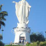 Virgen María de Inmaculada Concepción Santiago du Chili