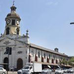 Recoleta Franciscana Santiago du Chili