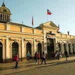 Mercado Central de Santiago du Chili
