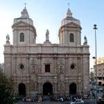 Iglesia de Santo Domingo Santiago du Chili