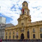 Palacio de la Real Audiencia y Museo Histórico Nacional Santiago du Chili