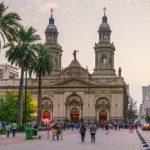 Catedral de Santiago du Chili
