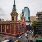 Basílica de la Merced Santiago du Chili