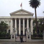 Edificio del ex Congreso Nacional de Chile Santiago du Chili