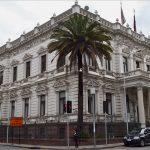Palacio de Septiembre Chile Santiago du Chili
