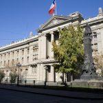 Tribunales de Justicia Santiago du Chili
