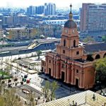 Iglesia de Santa Ana Santiago du Chili