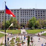Plaza de la Constitución Santiago du Chili