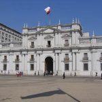 Palacio de Gobierno La Moneda Santiago du Chili