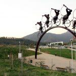 Parque de las Esculturas Santiago du Chili