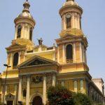 Iglesia San Ignacio Santiago du Chili