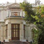 Palacio Cousiño Santiago du Chili