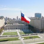 Plaza de la Ciudadanía Santiago du Chili