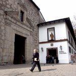 Museo de Arte Colonial de San Francisco Santiago du Chili