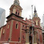 Iglesia San Francisco Santiago du Chili