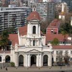 Iglesia de la Divina Providencia Santiago du Chili