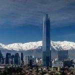 Sky Costanera Santiago du Chili