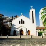 Parroquia Nuestra Señora de Los Angeles Santiago du Chili