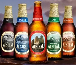 Cervecería Austral / Brasserie Austral