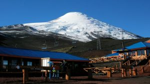 Excursion au Volcan OSORNO Puerto Montt au Chili