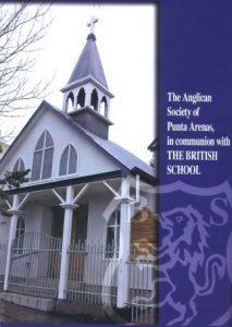 Iglesia Anglicana St. James Punta Arenas au Chili