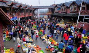 Mercado de Angelmo Puerto Montt