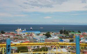 Mirador de la Cruz Punta Arenas au Chili