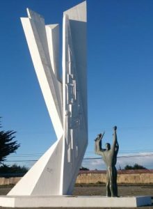 Monumento al Inmigrante Croata Punta Arenas au Chili